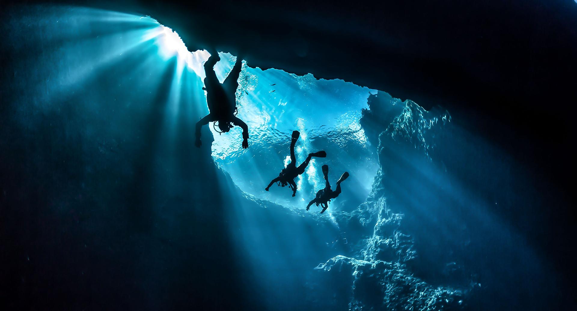 cavern divers gozo
