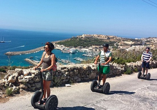 Adventure Touring Gozo