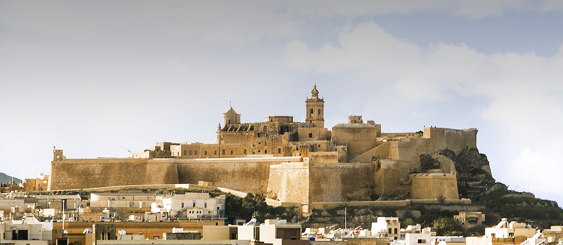 A place to visit, The Citadel Victoria, Gozo
