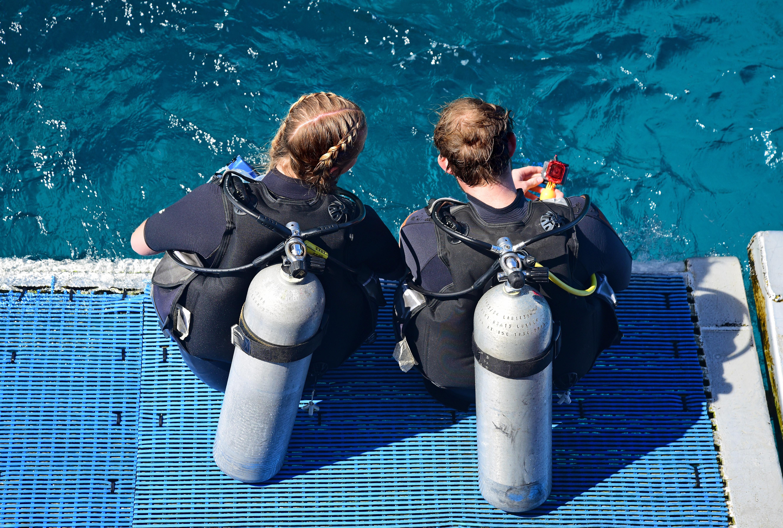 Scuba diving Malta